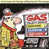 Today's cartoon: Gas gouging